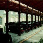 Museo ferroviario di Pietrarsa in Portici – Napoli