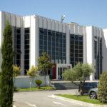 Uffici direzionali dell'interporto di Nola – Napoli