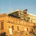 """Restauro della chiesa """"dei Crociferi"""" – Palermo"""