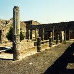 Restauro e scavo archeologico nell'area archeologica di Pompei – Napoli